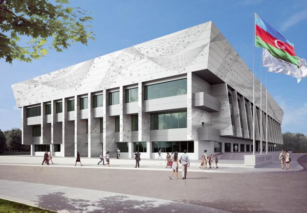 Как преобразится Дворец ручных игр в Баку? – ФОТО