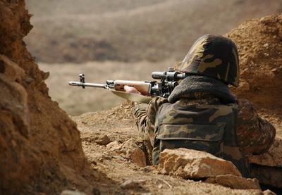 ВС Армении нарушили режим прекращения огня в нескольких направлениях
