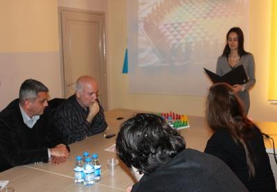 В Азербайджане презентован новый вид шахмат - ФОТО