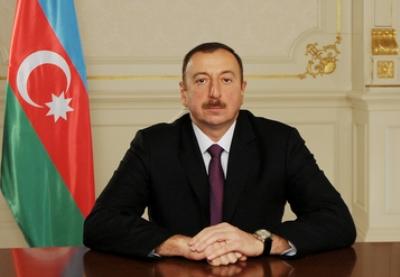 Ильхам Алиев выразил соболезнования президенту ЮАР в связи с кончиной Нельсона Манделы