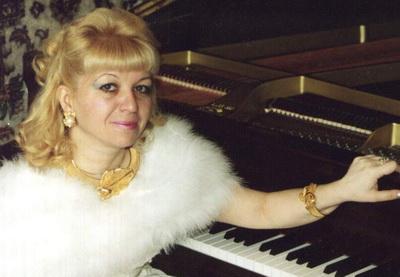 Пианистка Адилия Алиева: «Я с удовольствием всегда жду замечательных молодых музыкантов из Азербайджана» - ФОТО