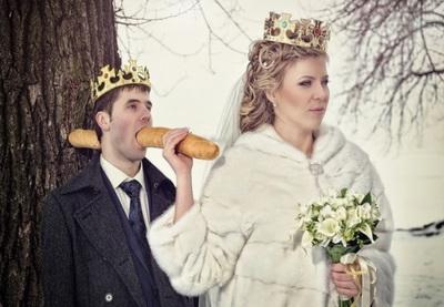 Самые неудачные и смешные снимки со свадебных фотосессий – ФОТО