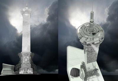 В Баку началось строительство мега-бизнес-центра высотой в 252 метра – ФОТО