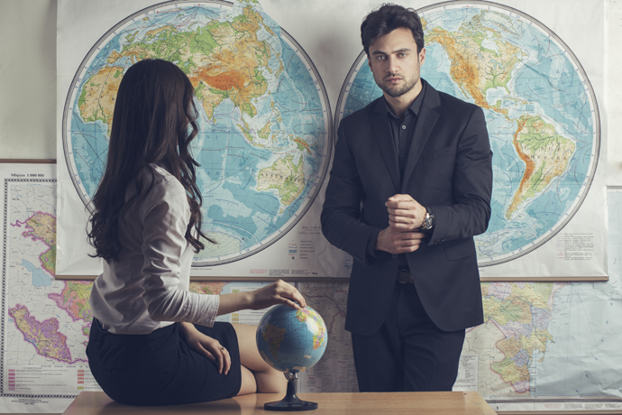 О личном — публично. Рустам Джабраилов: «Если бы не стал моделью, работал бы по специальности — учителем географии» — ФОТО