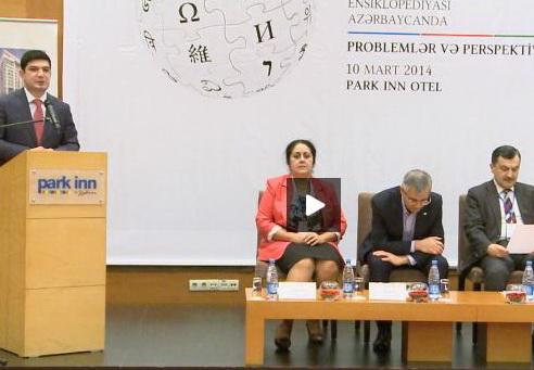 В Баку состоялся Первый национальный форум википедистов - ФОТО - ВИДЕО