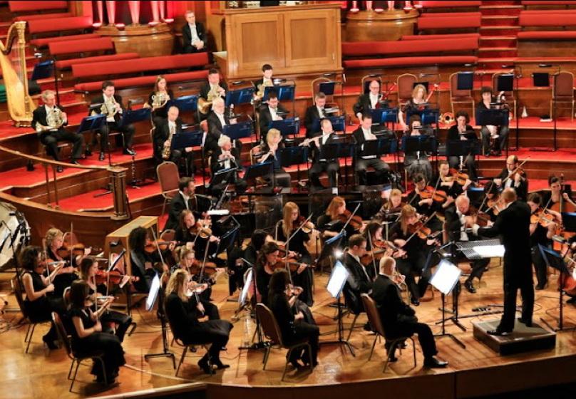 Ялчин Адигезалов выступил с Лондонским Королевским симфоническим оркестром