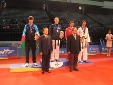 Азербайджанские таэквондисты завоевали еще две олимпийские лицензии