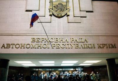 Какие заявления по референдуму в Крыму сделали бывшие советские республики?