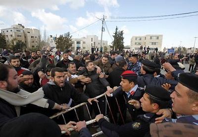 Image result for беспорядки иордания
