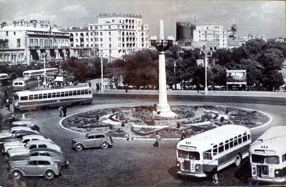 Город моей молодости. Франгиз Ализаде: «Баку - единственный и неповторимый…»