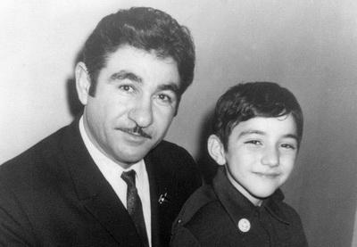 Отцы и дети. Анатоллу Ганиев. «Муслим Магомаев внимательно посмотрел на меня и сказал, что отец был настоящим киши…» – ФОТО