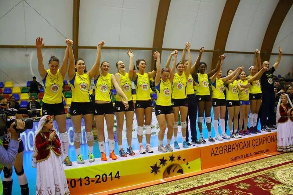Суперлига: «Рабита» стала чемпионом, «Игтисадчи» занял 3-е место - ОБНОВЛЕНО