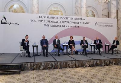 Второй Глобальный форум открытых обществ продолжает работу в сессиях - ФОТО