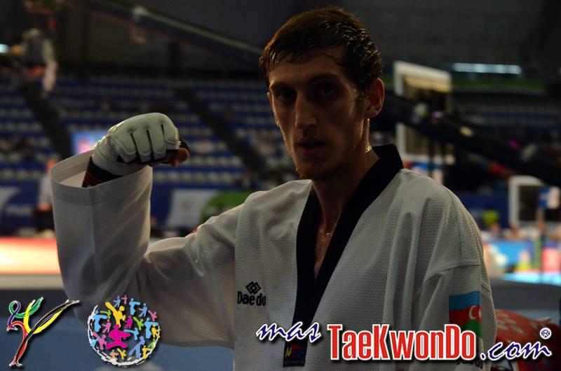Азербайджанский таэквондист Радик Исаев стал чемпионом Европы - ОБНОВЛЕНО