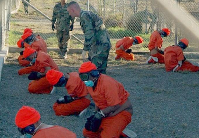 Гуантанамо: двенадцатилетие американских пыток - ФОТО