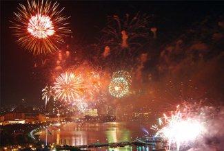 Сегодня Баку салютом ознаменует обратный отсчет до начала I Европейских игр