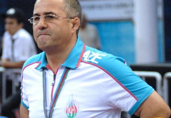 В сборной Азербайджана по вольной борьбе сменили тренера