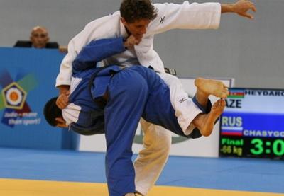 Азербайджанский дзюдоист стал чемпионом Европы - ФОТО