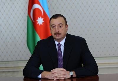 Захид Гаралов награжден орденом «Шараф»