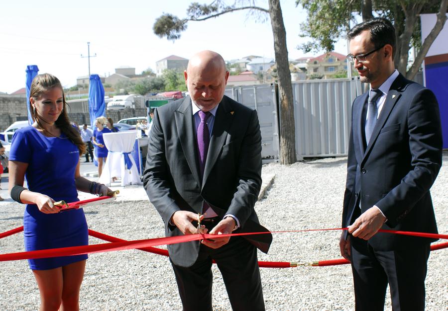 Компания «Балтика-Баку» открыла новые производственные мощности - ФОТО