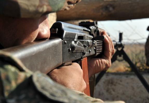 Азербайджанские военные в ночь на 2 августа уничтожили на Тертерском фронте до 40 армянских спецназовцев