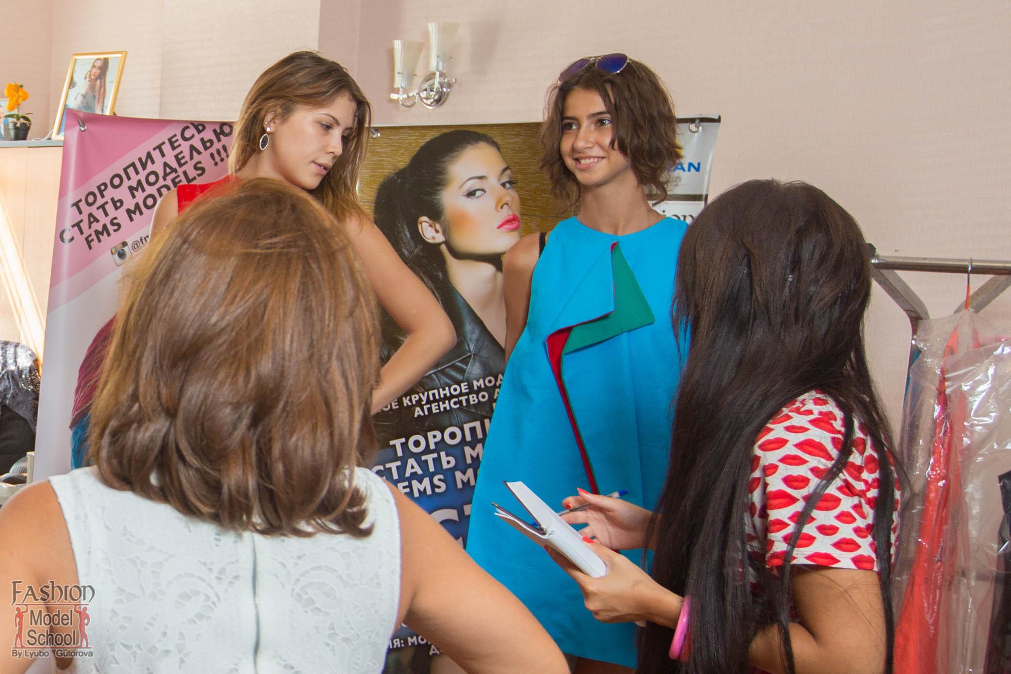 Fashion Model School By Lyubov Gutorova