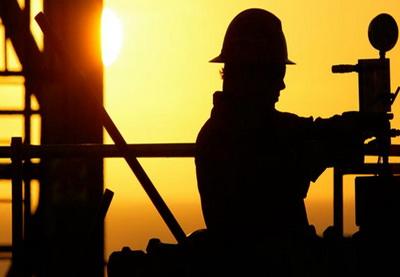 На месторождении Чилов завершилось строительство нового основания - SOCAR