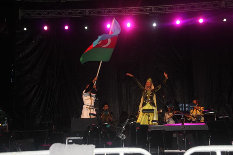 Азербайджан представлен на Празднике города в Польше - ФОТО