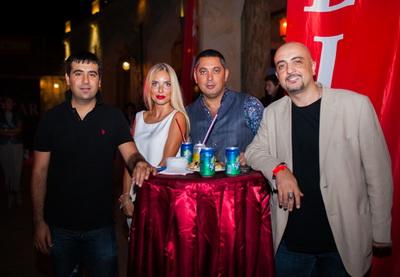 Звездный «One Life party Grand opening» зажег Каспий в Баку – ФОТО