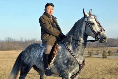 Необычные фотографии корейского лидера Ким Чен Ына - ФОТО