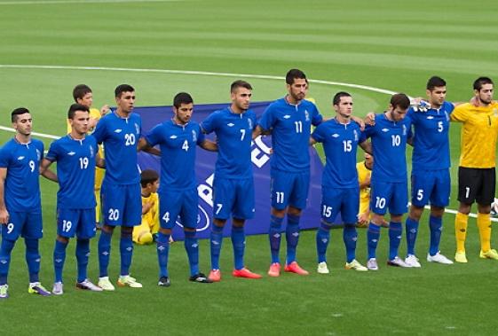 В молодежную сборную Азербайджана вызваны футболисты «Днепра» и «Урала»