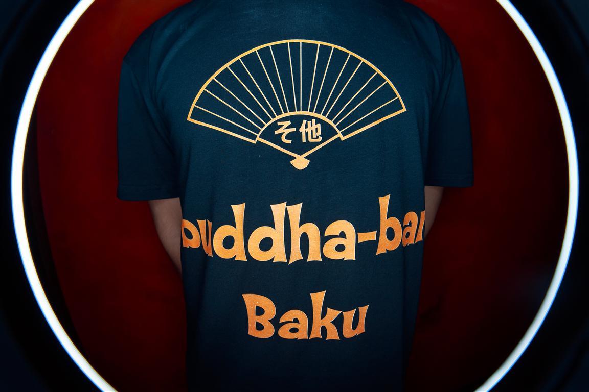 Добро пожаловать в Buddha Bar Баку - ФОТО