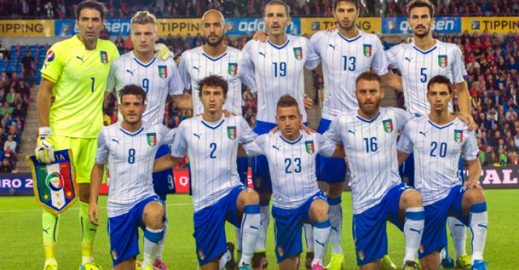 Тренерский штаб сборной италии по футболу во главе с антонио конте объявил окончательный состав команды на чемпионат европы года во франции.