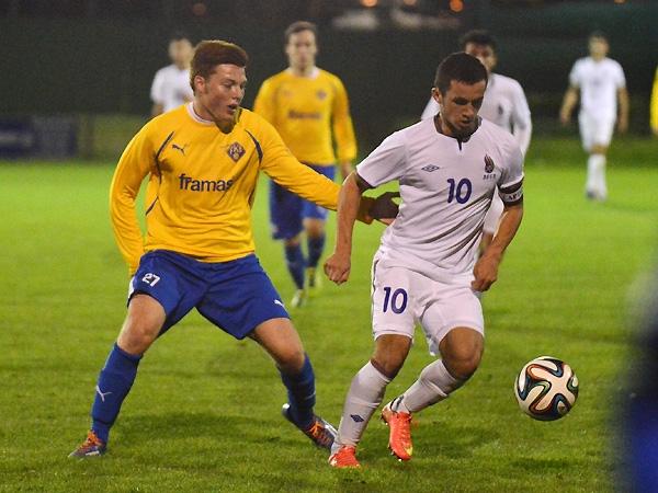 Молодежная сборная Азербайджана по футболу одержала крупную победу в Германии – ФОТО – ВИДЕО