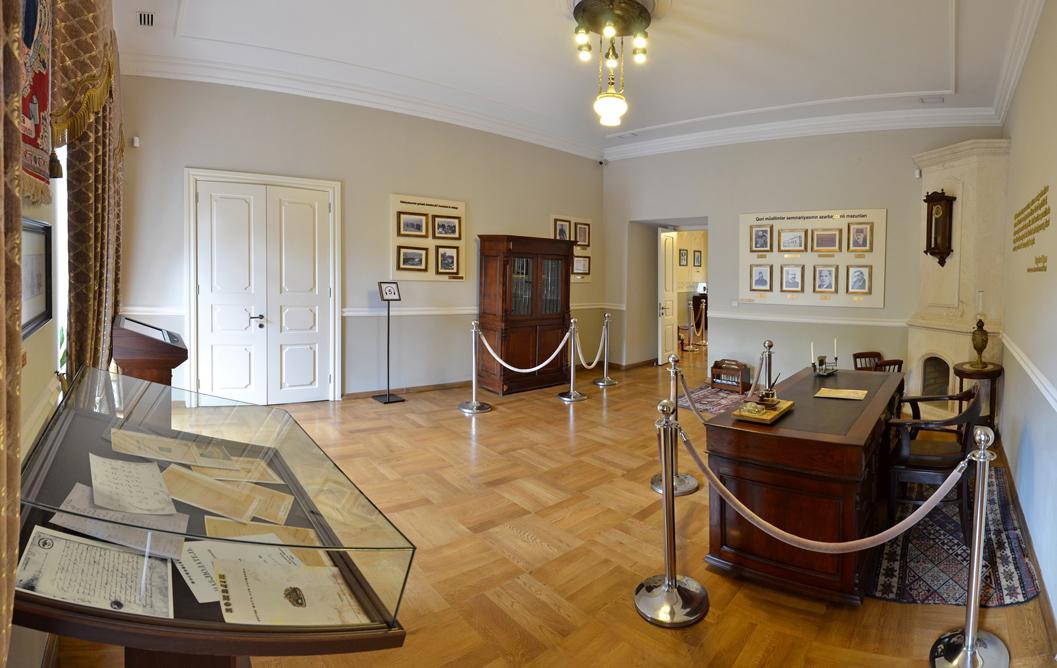 Музей азербайджанской культуры в Тбилиси получил Архитектурную премию 2014 – ФОТО