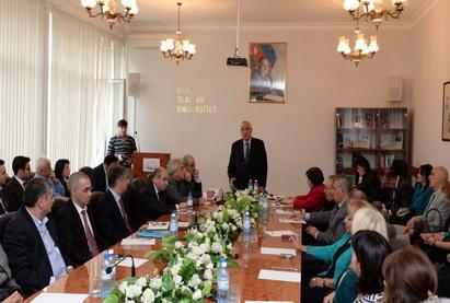 Азербайджанская интеллигенция высоко ценит итоги IV Бакинского международного гуманитарного форума