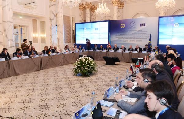 Конференция «Роль судей в применении внутри страны Европейской конвенции по защите прав человека и основных свобод» - ФОТО