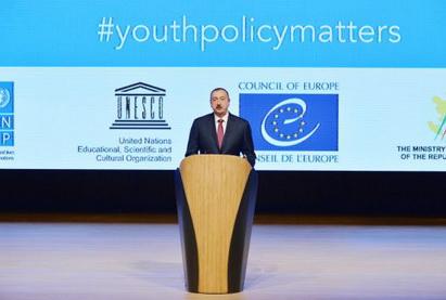 Ильхам Алиев: «Азербайджан – это многонациональная и многоконфессиональная страна» - ФОТО