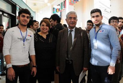 В Университете АДА состоялся IV Международный студенческий фестиваль - ФОТО
