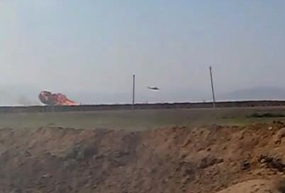 Минобороны Азербайджана: «Сообщения об эвакуации тел пилотов сбитого армянского вертолета – провокация»
