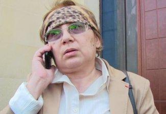 Лаура Багдасарян выступила в поддержку Лейлы Юнус