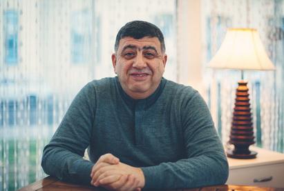 ПРАВИЛА ЖИЗНИ. Орхан Фикретоглу:  «Я вырос в самом центре Баку, а во времена моего детства были свои неписанные правила»