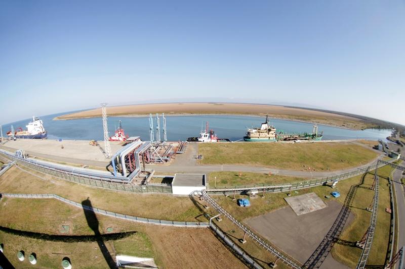 Кулевский нефтяной терминал отправил 900-й танкер
