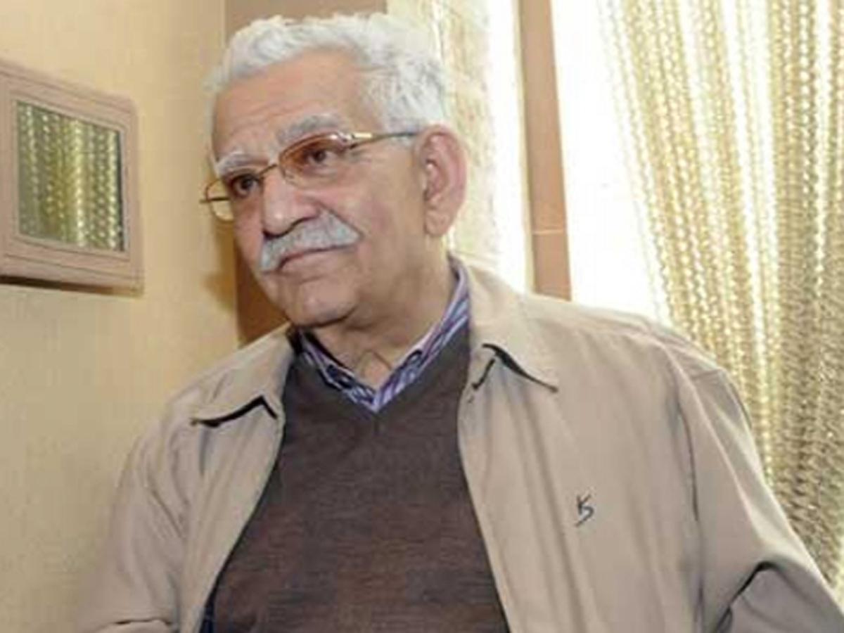 Скончался народный поэт Азербайджана Вагиф Самедоглу