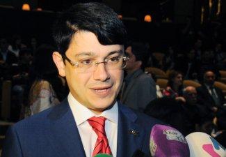 Фуад Мурадов программой «Всемирный день НПО» Генассамблеи ООН объявлен послом доброй воли