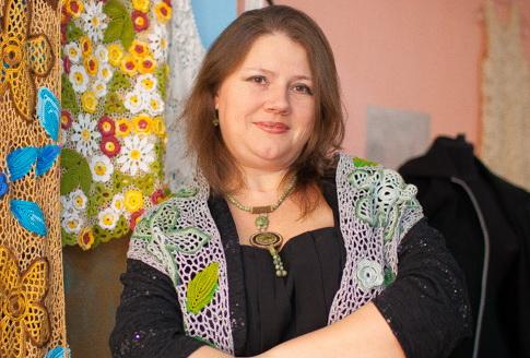 Start Up. Алена Салимова об ирландском кружеве и «ручном» бизнесе – ФОТО