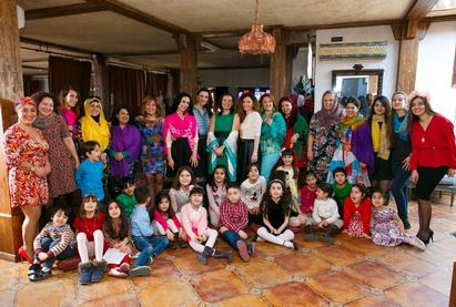 Сообщество мам Active Moms Club провело мероприятие по случаю праздника Новруз – ФОТО - ВИДЕО