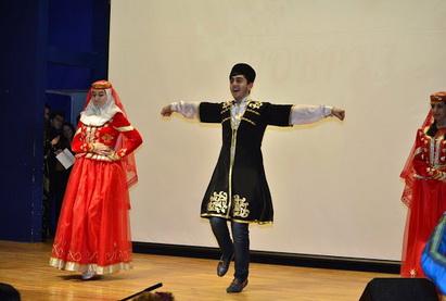 В Белорусском государственном университете состоялось мероприятие, посвященное празднику Новруз  - ФОТО