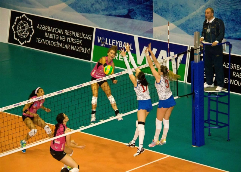 Rabita back on track, make it one step closer to cev cup semis
