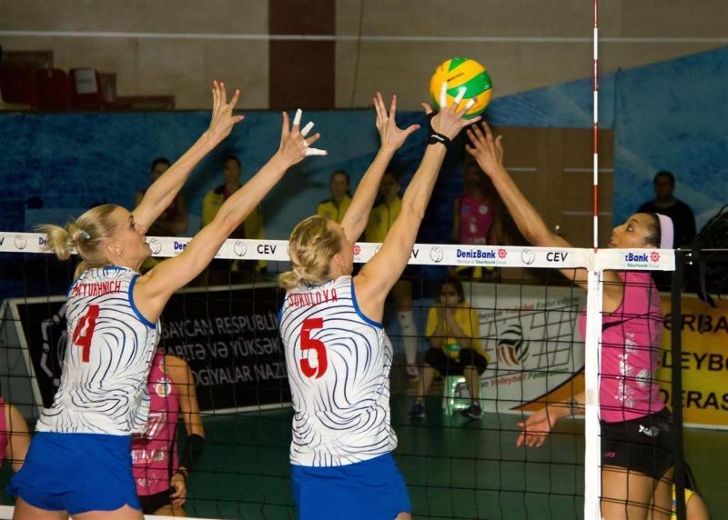 24 и 28 марта состоятся полуфинальные матчи кубка cev между женскими командами рабита и динамо (краснодар)